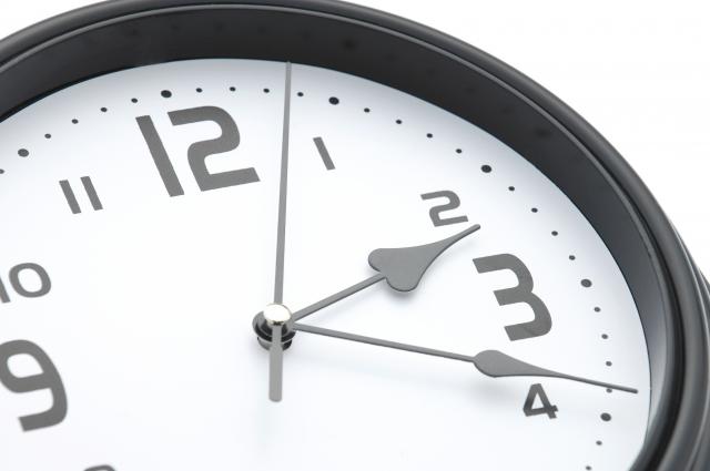 時間的負担(time burden)